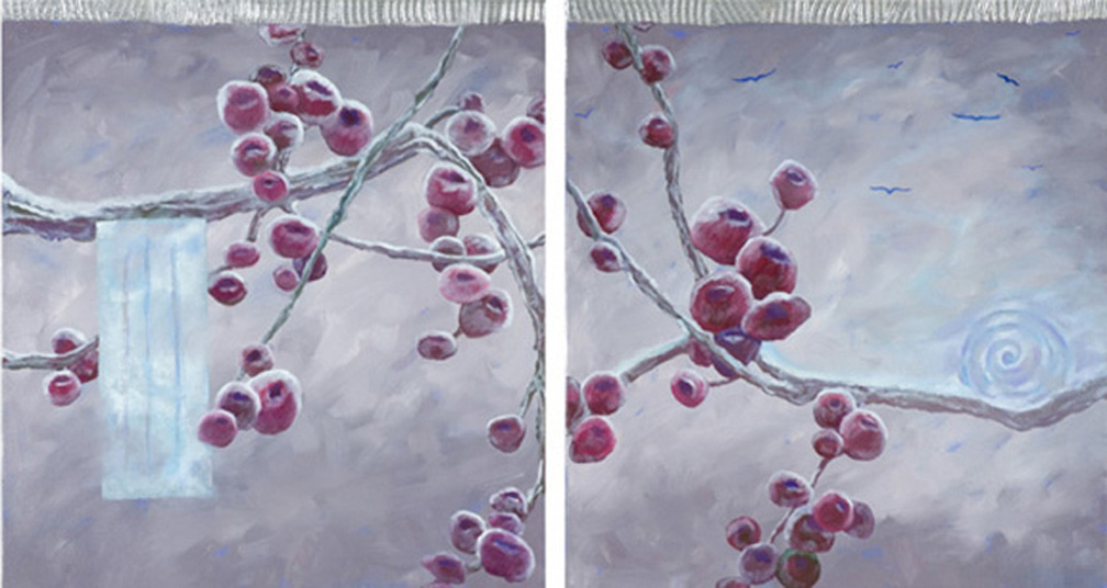 snow-berriesdiptych-22_x44_oil5923
